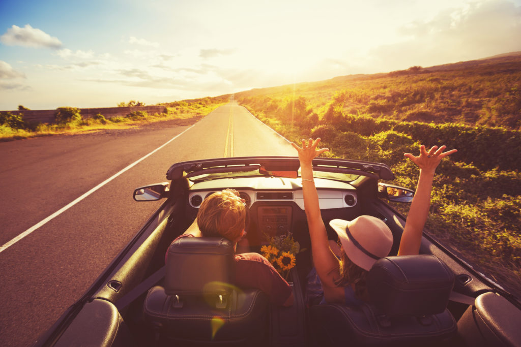 25 songs for the open road